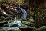 MH0085 Stoney Creek Waterfall 1