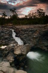 MH0087 Copperfield Gorge Waterfall, Einasleigh