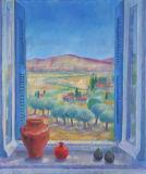 Greek Window 1