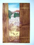 The Open Door, Evia
