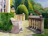Terrace,  Iford
