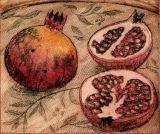 greece pomegranates
