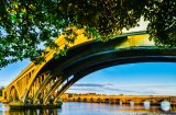 The Old and New bridges of Berwick