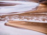 River Dovey estuary, low tide