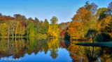 Autumn colours at Stourhead