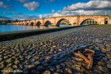 Morning Light on the Old Bridge, Berwick