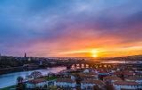 Berwick Upon Tweed sunrise