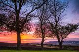 Sunrise over Berwick
