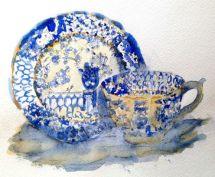 Feza's Tea set