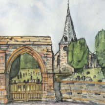 Swimbridge Church