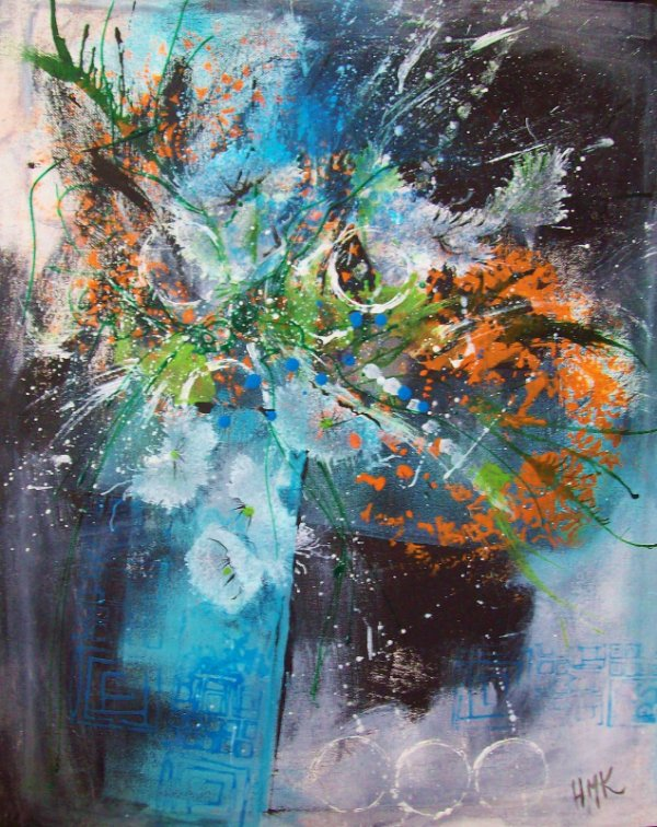Rhapsody in Blue SOLD