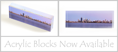 Acrylic Blocks Now Available