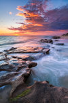 Burns Beach Sunset Photo by Michael Willis Photography