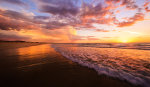 Cable Beach at Sunset, Broome