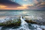 North Beach Sunset