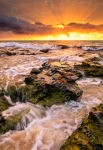 North Cottesloe Spring Sunset