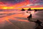 Perth Beach Sunset