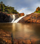 Serpentine Falls Rainbow