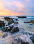 Summer Sunset at Trigg Beach