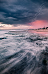 Winter Sunset at North Cottesloe Beach