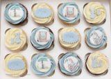 Naming ceremony cupcakes
