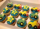 Trucks cupcakes