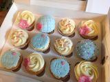 Thank you cupcakes