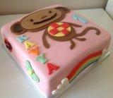 Oliver the monkey cake