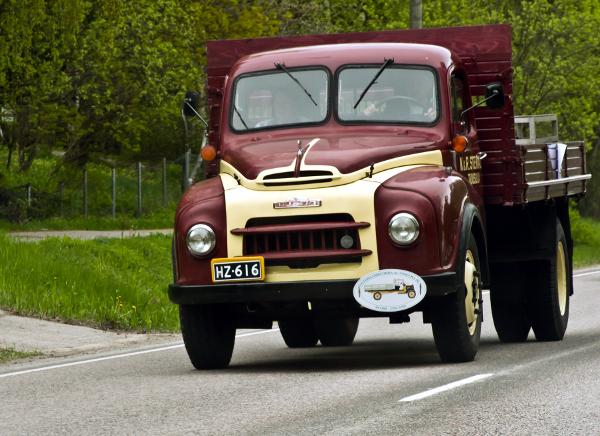 Austin truck