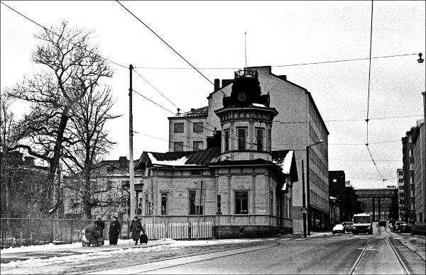 Toinen linja, Helsinki