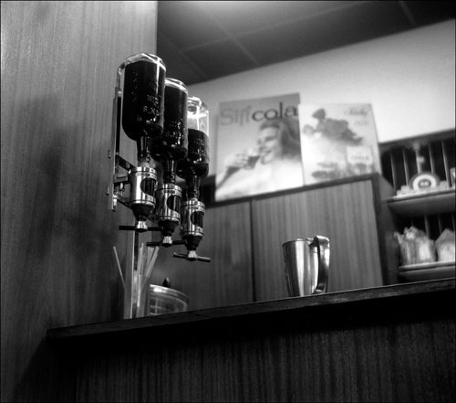 Gordons coffee bar
