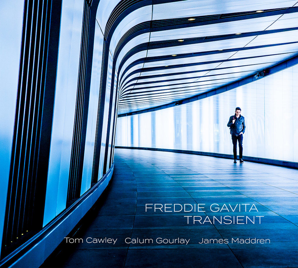 Freddie Gavita's new cd cover Photography and artwork by Carl Hyde