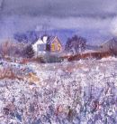 Frosty Moonlight  SOLD