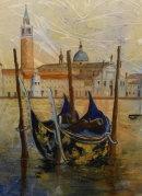 San Giorgio across the basin
