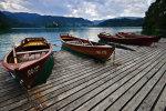 Lake Bled Gondolas