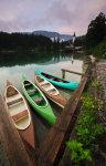Lake Bohinj Canoes