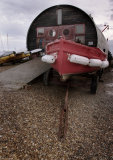Tollesbury Boat Hut