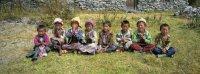8 Chidren- Langtang- Nepal