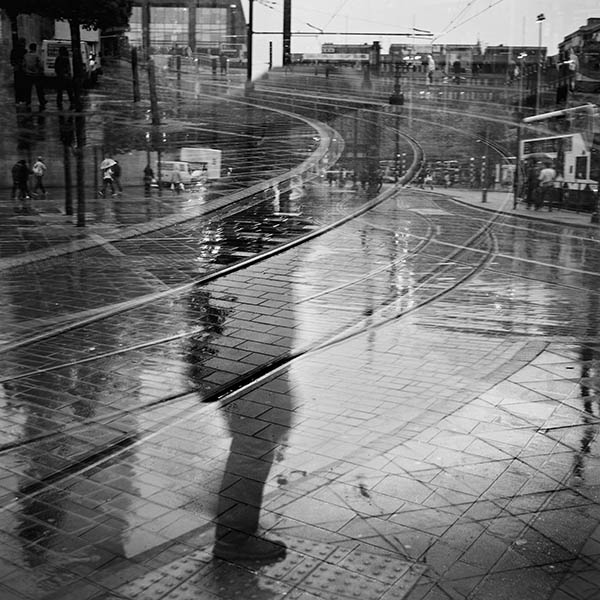 Piccadilly Tram Lines