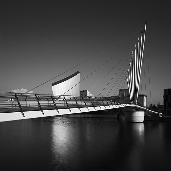 Media City Footbridge #3