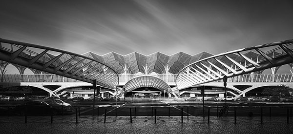 Gare do Oriente, Lisbon #1