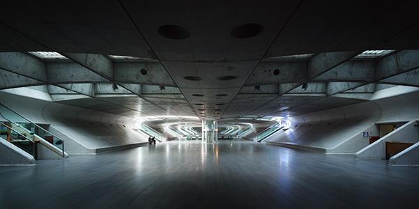Gare do Oriente, Lisbon #5