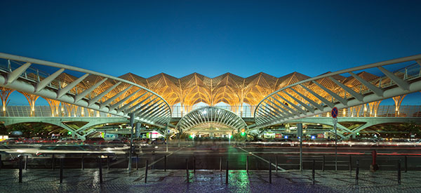 Gare do Oriente, Lisbon #7