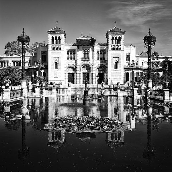 Mudejar Pavilion, Seville