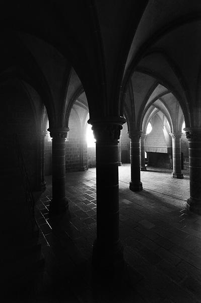 The Scriptorium, Mont St. Michel