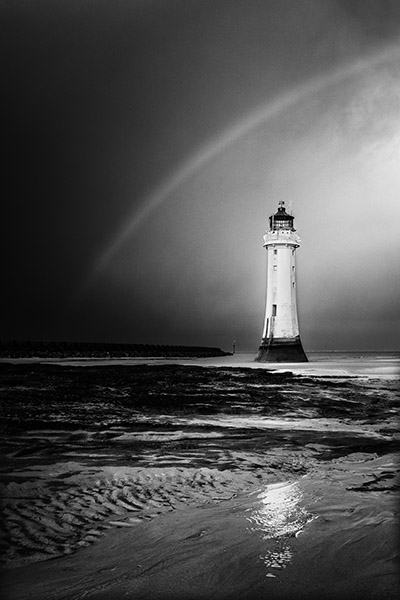 The Lighthouse and The Rainbow