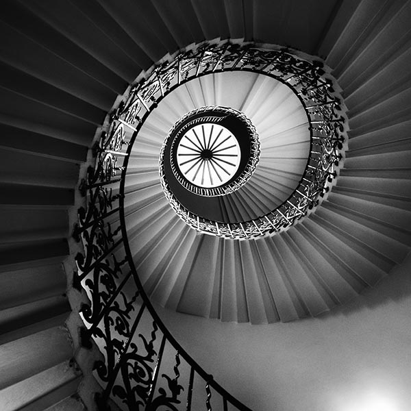 Tulip Stair, Queen's House, Greenwich