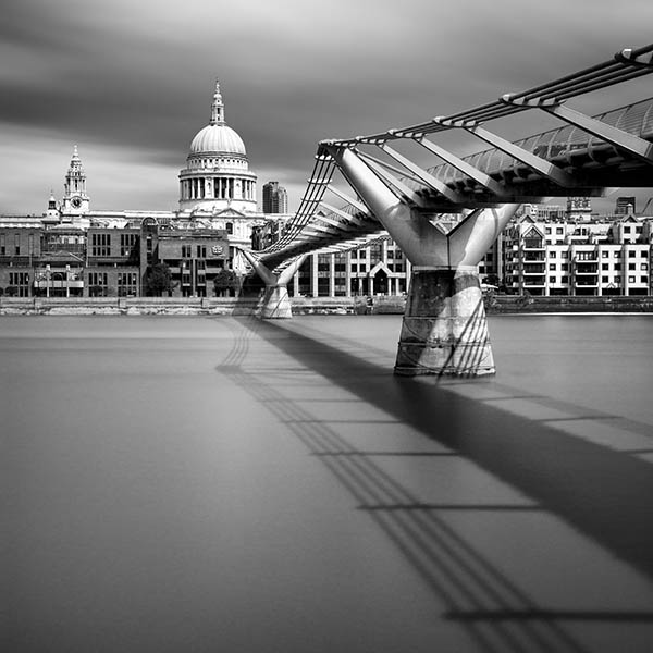 Millennium Bridge, London #2