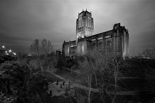 Liverpool Cathedral #1