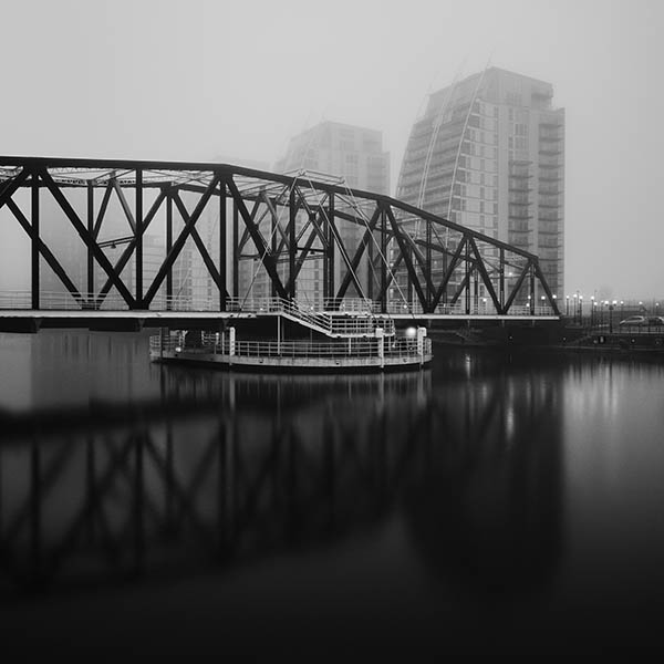 Detroit Bridge, Salford Quays